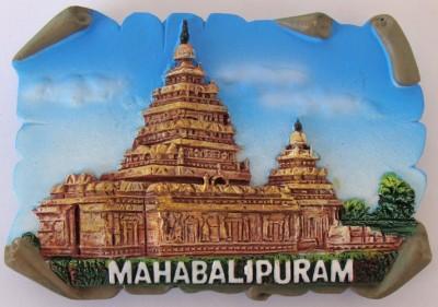 Temple Trees Mahabalipuram Fridge Magnet