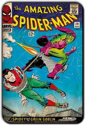 Marvel Spider-man spider pack of 1 (Officially Licensed) Fridge Magnet