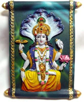 Temple Trees Padmanabha Swamy Fridge Magnet