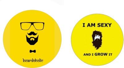 fashion fakir Beardoholic Fridge Magnet
