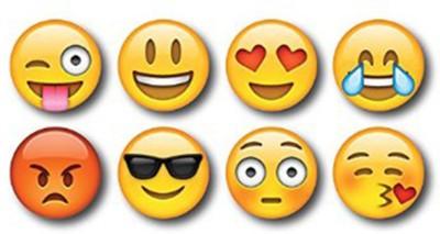 Plastron Emoji Fridge Magnet