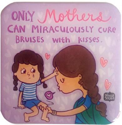 Alicia Souza Mother bruises Fridge Magnet