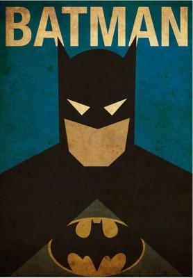Fashion Fakir Batman 2565 Fridge Magnet