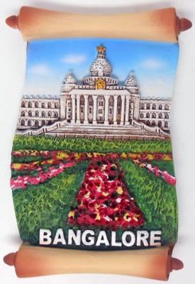 Temple Trees Bangalore Fridge Magnet