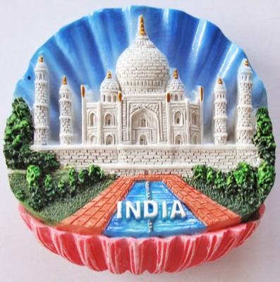 Temple Trees Taj Mahal Fridge Magnet