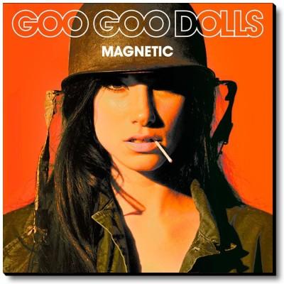 Bravado Goo Goo Dolls Magnetic Fridge Magnet, Door Magnet