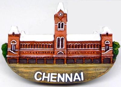 Temple Trees Chennai Central Fridge Magnet