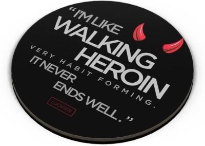 PosterGuy Walking Heroin Fridge Magnet