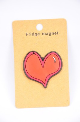 Shrisay Ventures Heart Big Fridge Magnet