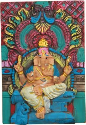 Adaa Blessing Ganesha Fridge Magnet