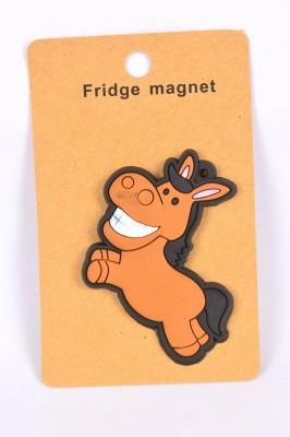 Shrisay Ventures Happy Donkey Big Fridge Magnet