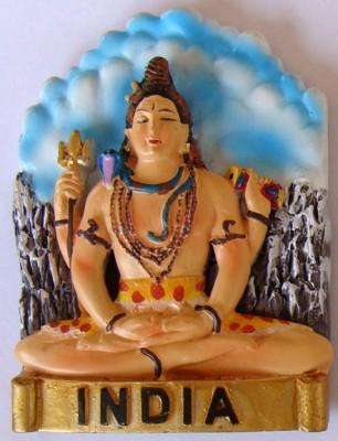 Temple Trees Lord Shiva Fridge Magnet