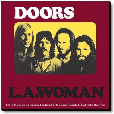 Bravado The Doors LA Woman Fridge Magnet, Door Magnet