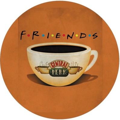 Fashion Fakir Friends TV series Fridge Magnet