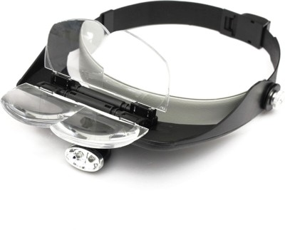 Adraxx standard 3.5X Headband LED Head Light Magnifier