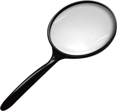 Redhill 75 mm Diameter 5X Magnifying Glass