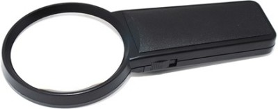 Light Vision Round Magnifier 2X-4X Magnifying Glass