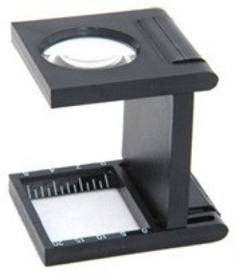 Waltex Magnifier 8X Jewelers Loupe(Black)