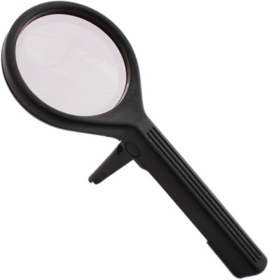 Tootpado Handheld Magnifier with 2.5X Zoom View Magnifying Lens - Visual Aid 2.25x Magnifying Glass