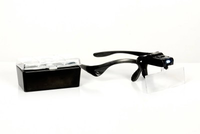 Tejco Specvisor 1X, 1.5X, 2X, 2.5X, 3.5X Optical Magnifier