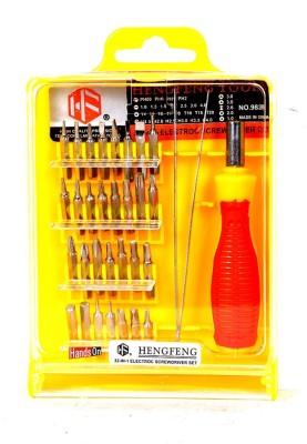 HANDSON 31 IN-1 MEGNETIC ELECTROC SCREWDRIVER SET SCREWDRIVER SET Metal