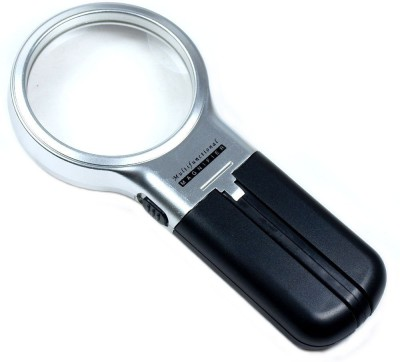 Fukai Hand-held Magnifier Glass 3x Magnification