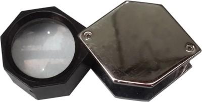 Abdullah Hexagon Loupe 10x Magnifying Glass