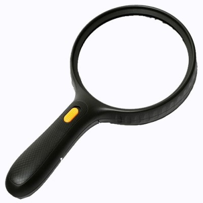 Pia International NeTTED 3LED 1.8X 5X Magnifying Glass