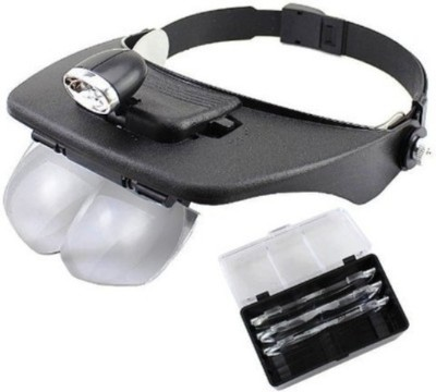 Abdullah Four Lens Magnifier 3.5x Magnifying Glass