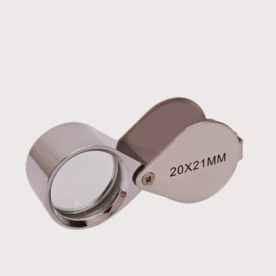 Pia International Loupe 20X Magnifying Glass