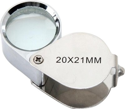 Star Magic Loupe 20X Magnifying Glass
