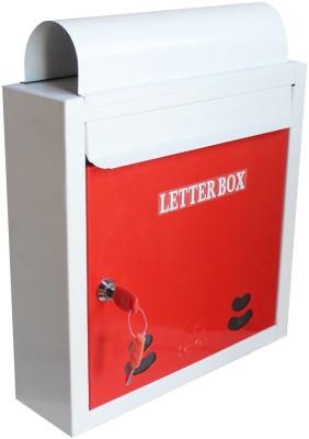 Lambas Wall Mounted Mailbox(Multicolor)