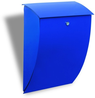 Burg Wachter Milano Wall Mounted Mailbox(Blue)