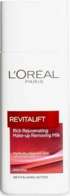L,Oreal Paris Revitalift Rejuvenating Make Up Removing Cleansing MIlk(200 ml)