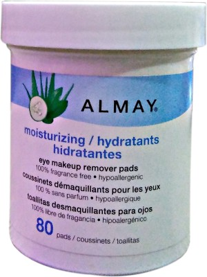 Almay Moisturizing Hydratants Eye Makeup Remover Pads