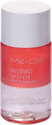 Me-On Instant Lip & Eye Makeup Remover Pink