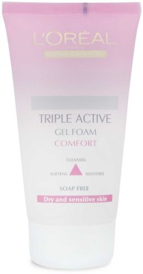 L,Oreal Paris Triple Active Gel Wash