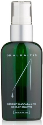 DR. ALKAITIS Organic Mascara & Eye Make-Up Remover