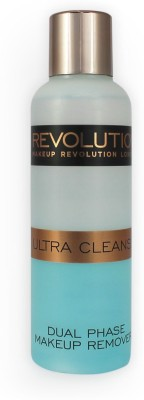 MAKEUP REVOLUTION LONDON ULTRA CLEANSE DUAL PHASE