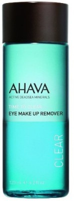 AHAVA Time to Clear Eye Make Up Remover, 4.2 fl. oz.