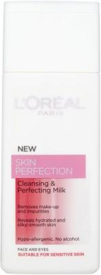 L,Oreal Paris Skin Perfection Cleanser & Perfecting Milk(200 ml)