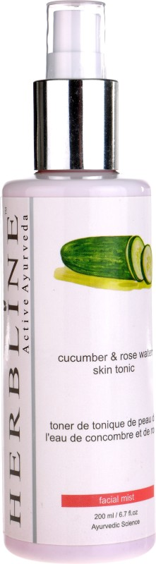 Herbline Cucumber Skin Tonic Makeup Remover(200 ml)