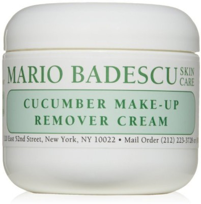 Mario Badescu Cucumber Make-Up Remover Cream, 4 oz.