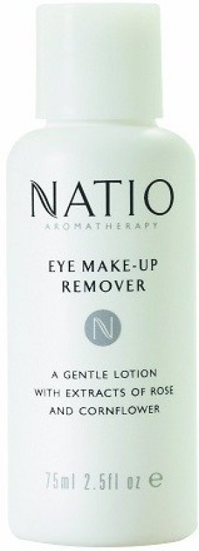 Natio Aromatherapy Eye Make-Up Remover Makeup Remover(75 ml)