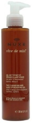 NUXE Rve de Miel Face Cleansing and Make-Up Removing Gel, 6.7 fl. oz.