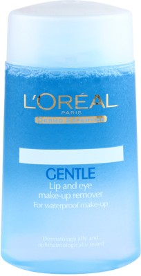 L,Oreal Paris Gentle Lip and Eye Makeup Remover