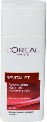 L,Oreal Paris Revitalift Rejuvenating Make up Removing Milk(200 ml)