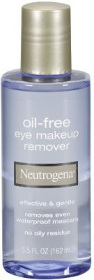 Neutrogena Cleansing Oil-Free Eye Makeup Remover