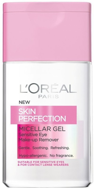 L'Oreal Paris Skin Perfection Micellar Gel Makeup Remover(125 ml)