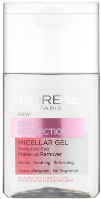 L,Oreal Paris Skin Perfection Sensitive Eye Makeup Remover